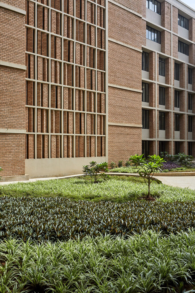 symbiosis university hospital landscape